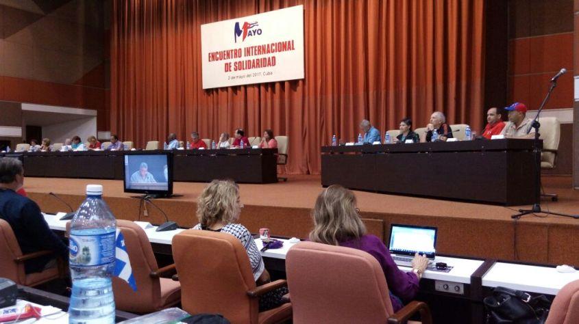 Havana Encontro de Solidariedade