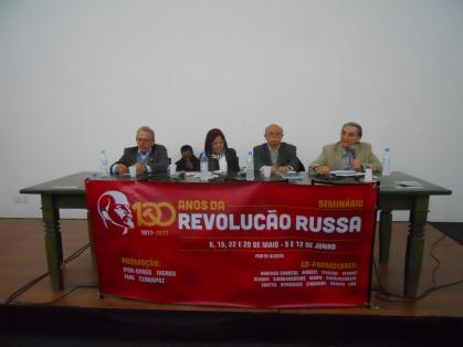 seminario RS revolução russa