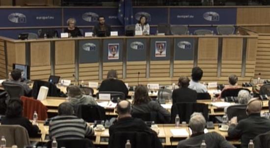 Debate no Parlamento Europeu - Tratado sobre Proibição das Armas Nucleares - Jan2018