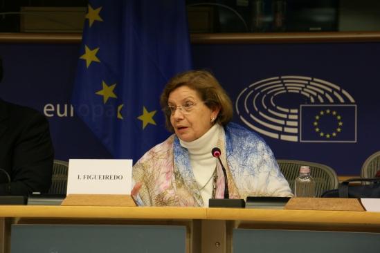Ilda Figueiredo - Parlamento Europeu 2018