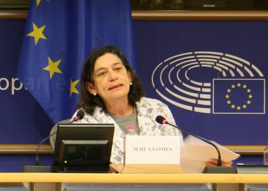Socorro Gomes - Parlamento Europeu 2018