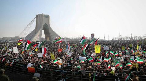 Irã - Aniversário da Revolução 2018 1