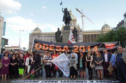 República Tcheca - Massacre em Odessa