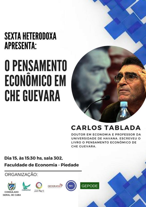 Cebrapaz-BA - Aniversário de Che Guevara 90 anos0