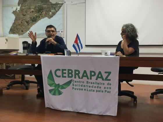 Cebrapaz-BA - Aniversário de Che Guevara 90 anos2