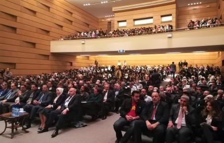 Conferência Internacional de Solidariedade ao Povo e à Juventude Síria