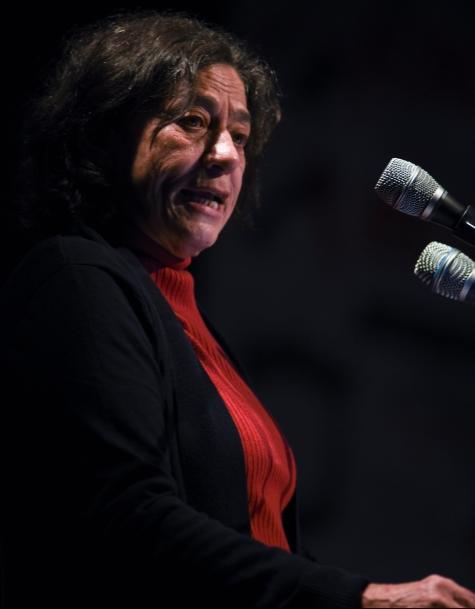 Socorro Gomes, presidenta do Conselho Mundial da Paz