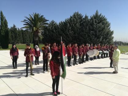 Memorial do Soldado Desconhecido, Damasco