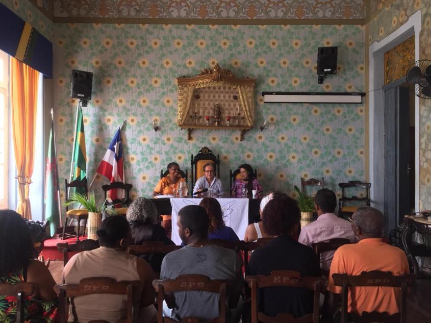 Salvador seminário pela paz Cebrapaz