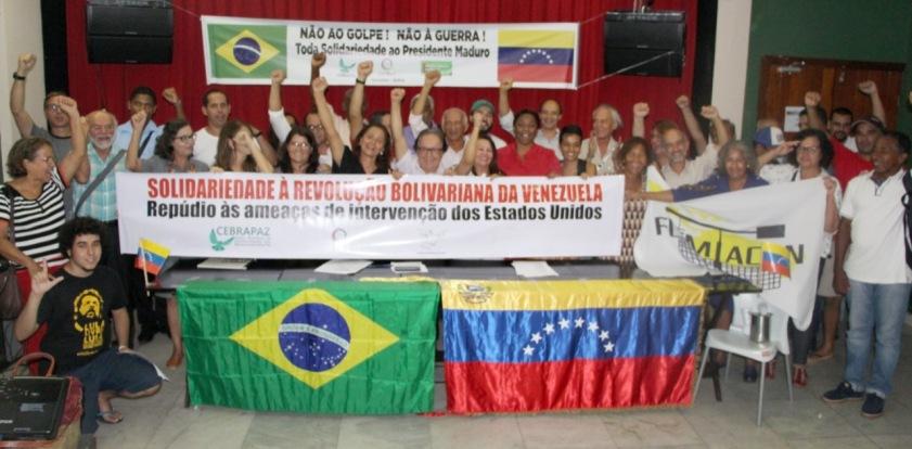 ato de apoio à venezuela - jan.2019 bahia2