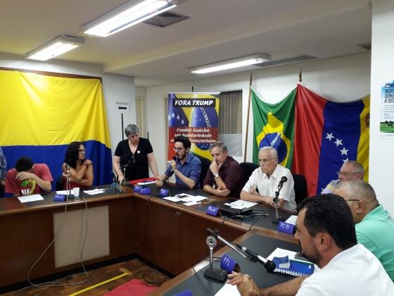 Foto ato Venezuela 1