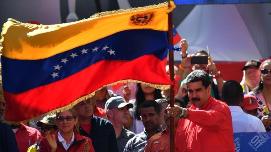 Nicolás Maduro - Venezuela 23 fevereiro 2019