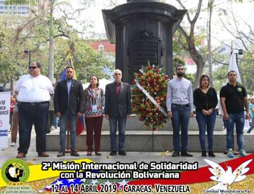 CMP e FMJD Venezuela 2019