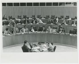 CMP reune-se com comitê da ONU contra o Apartheid 1971 1
