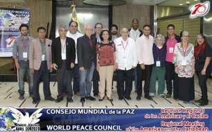 Conselho Mundial da Paz na Venezuela 2019