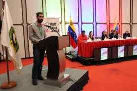 Iakovos I presidente FMJD Venezuela 2019