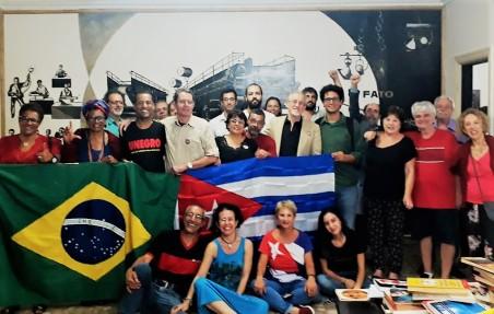Plenária Cuba Cebrapaz-MG