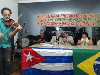 Plenária Cuba Cebrapaz-MG1