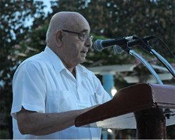 Silvio Platero, presidente do MOVPAZ