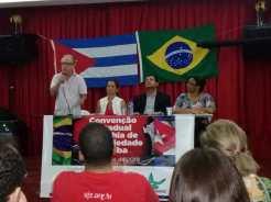 Convenção estadual de solidariedade a Cuba 2019 Bahia3