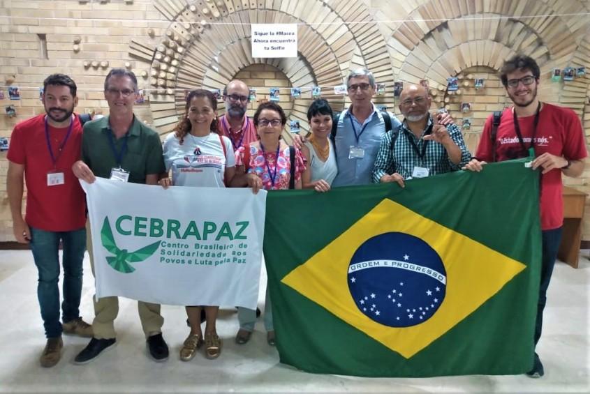 Brasileiros Cebrapaz Encontro Anti-imperialista Havana 2019