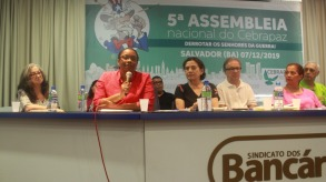 consul-geral de Cuba 5ª Assembleia Cebrapaz