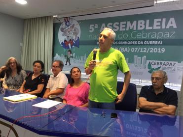 José Reinaldo Carvalho 5 Assembleia Cebrapaz