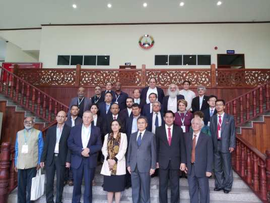 Secretariado do CMP no Laos 2019 3