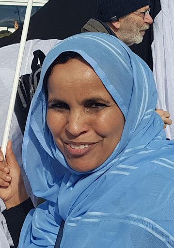Omeima Abdeslam - Frente Polisario