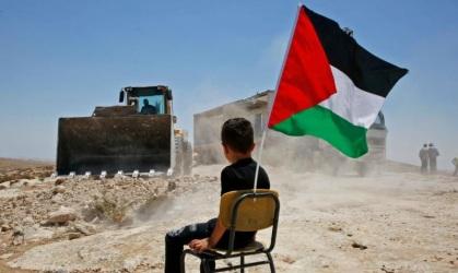 Palestina colonização israelense